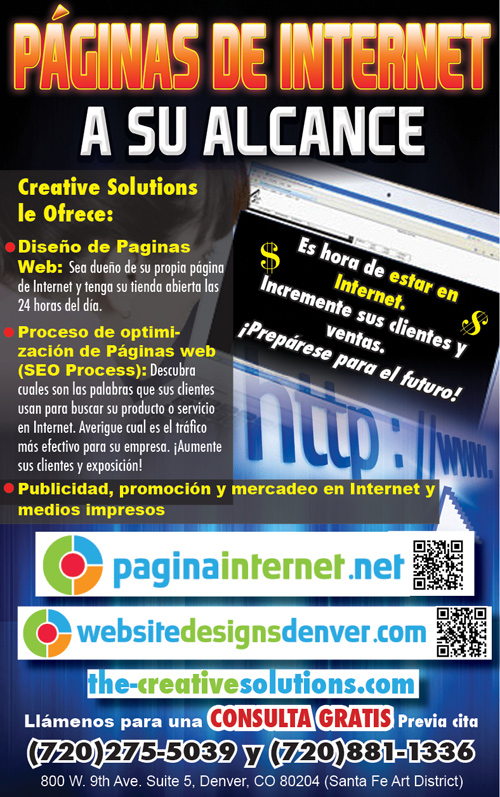 Pagina-Internet-Denver-USA